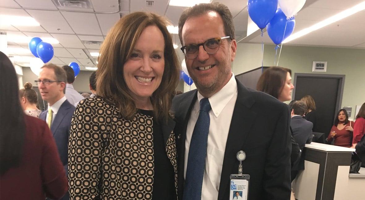 Lawmakers & Survivors Join Gastroenterology Associates In Raising Colorectal Cancer Awareness