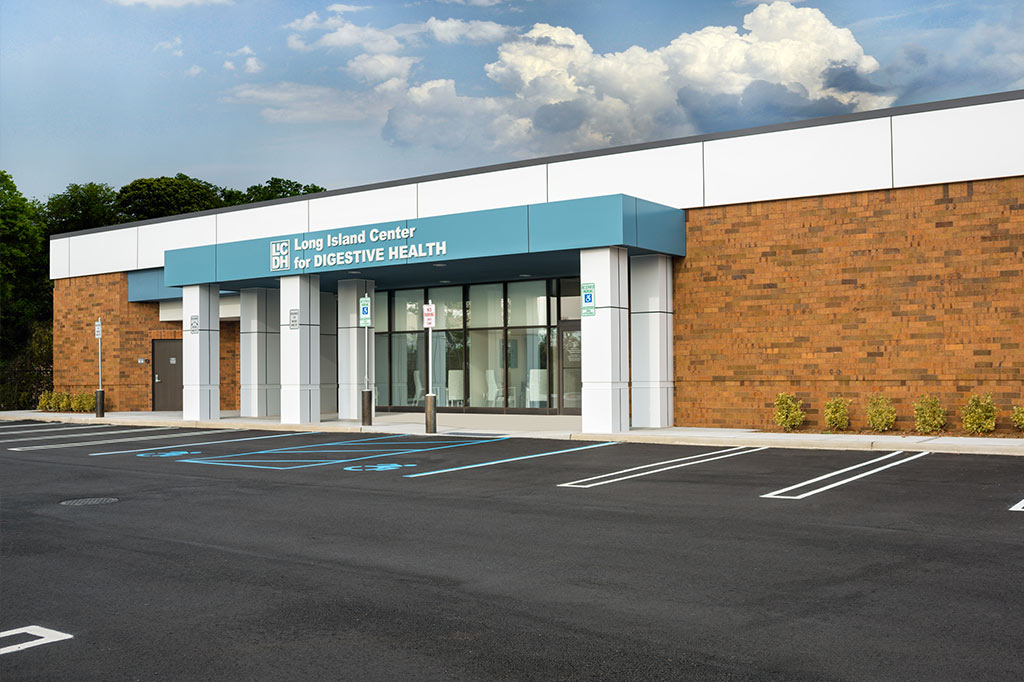 Long Island Center for Digestive Health (LICDH), LLC is a non-hospital outpatient facility