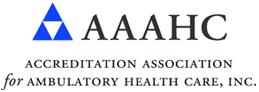 AAAHC logo